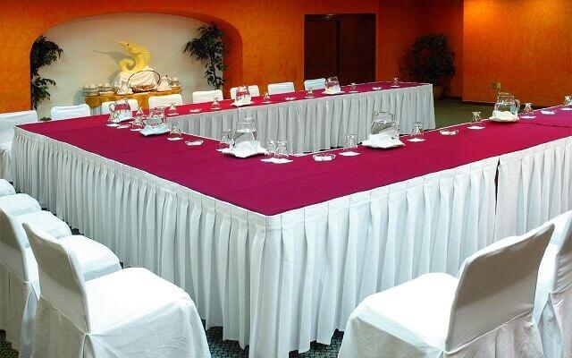 Hotel Ritz Acapulco, sala de juntas