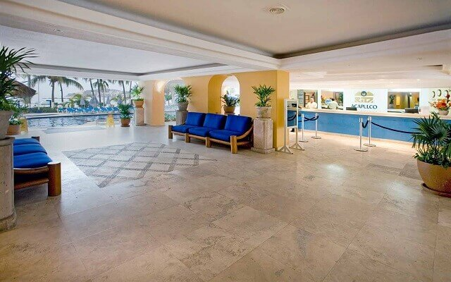 Hotel Ritz Acapulco, lobby