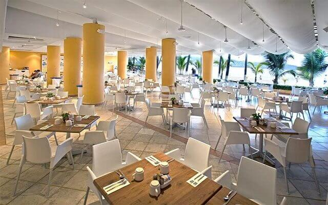 Hotel Ritz Acapulco, Restaurante Villa Linda