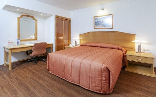 Hotel Ritz Ciudad de México, espacios diseñados para tu descanso