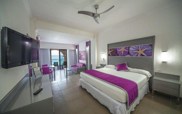 Hotel Riu Cancún All Inclusive, espacios diseñados para tu descanso