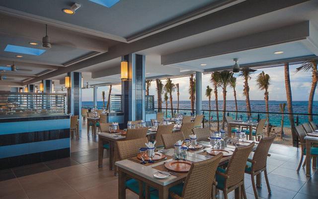 Hotel Riu Cancún All Inclusive, gastronomía de calidad