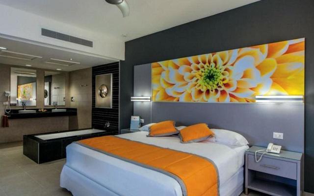 Hotel Riu Cancún All Inclusive, habitaciones con todas las amenidades