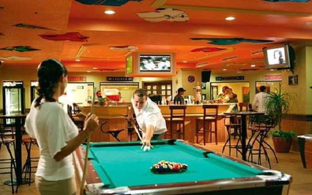 Hotel Riu Caribe, sala de juegos