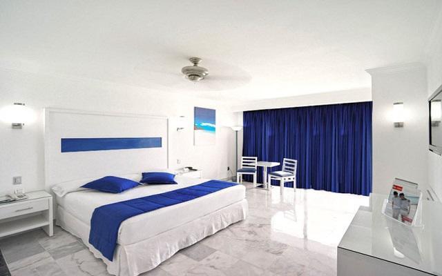 Hotel Riu Caribe, habitaciones bien equipadas