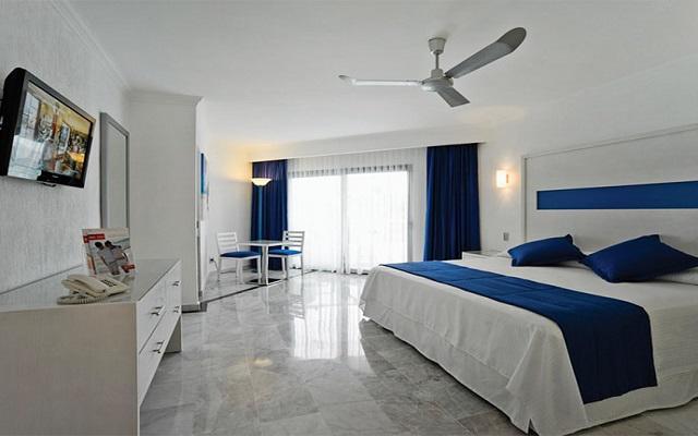Hotel Riu Caribe, habitaciones diseñadas para tu descanso