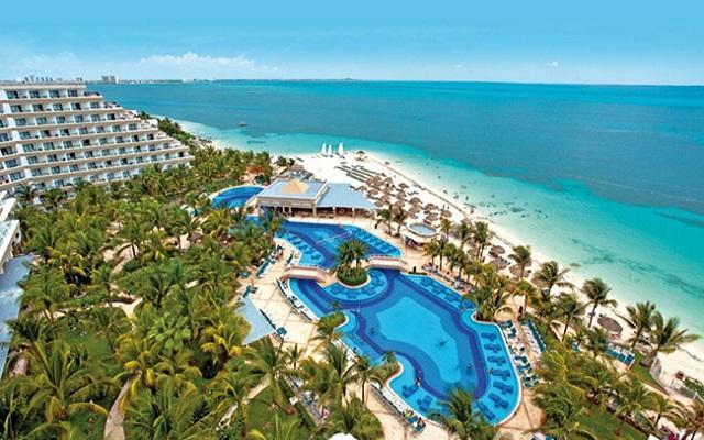 Hotel Riu Caribe, vistas inolvidables del Mar Caribe