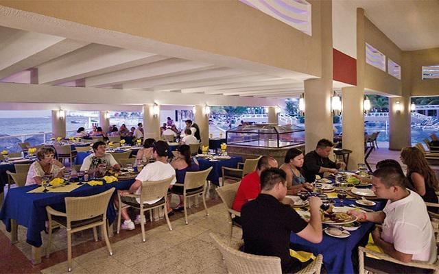 Hotel Riu Caribe, Restaurante Gaviotas