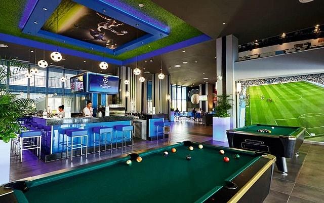 Hotel Riu Dunamar, diviértete con un partido de billar
