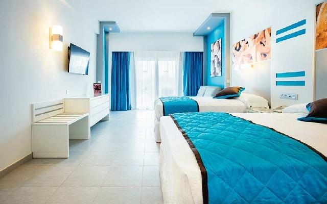 Hotel Riu Dunamar, amplias y luminosas habitaciones