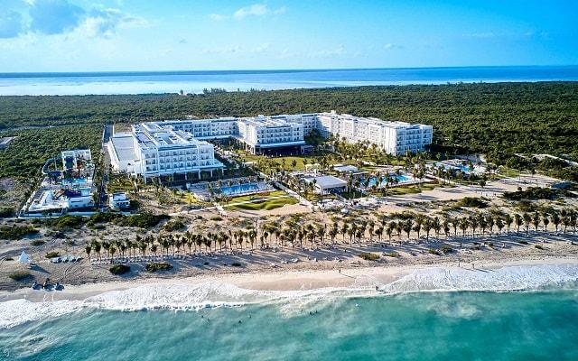 Hotel Riu Dunamar en Playa Mujeres