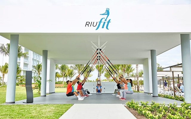 Hotel Riu Dunamar, practica nuevas técnicas de fitness