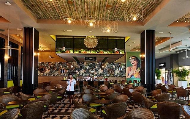 Hotel Riu Dunamar, sitio ideal para tus alimentos