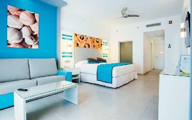Hotel Riu Dunamar, habitaciones bien equipadas