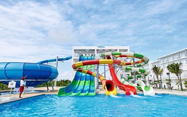 Hotel Riu Dunamar, parque acuático