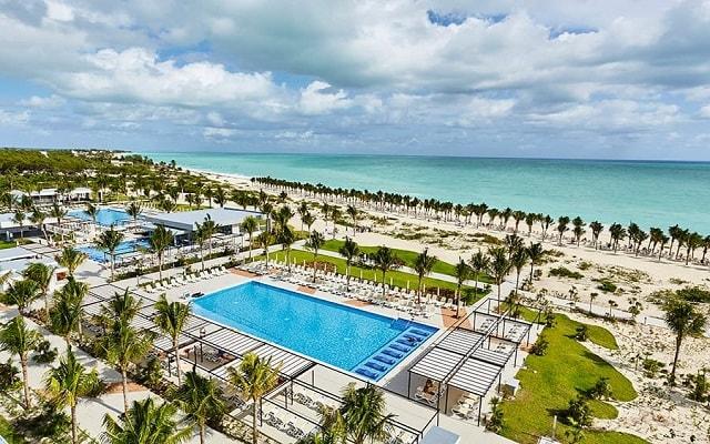 Hotel Riu Dunamar, buena ubicación a pie de playa