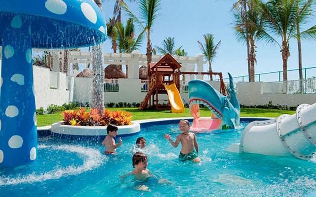 Hotel Riu Emerald Bay, espacios de diversión para los pequeños