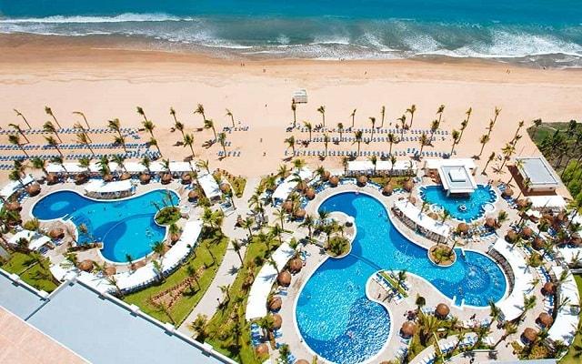 Hotel Riu Emerald Bay, amenidades en cada sitio