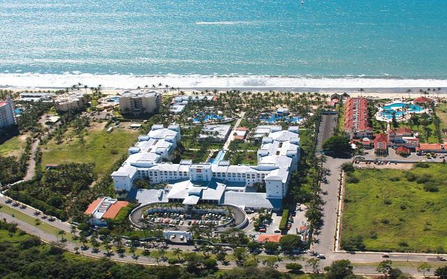 Hotel Riu Jalisco All Inclusive, vista aérea