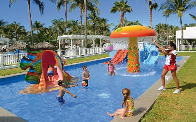 Hotel Riu Jalisco All Inclusive, club de niños
