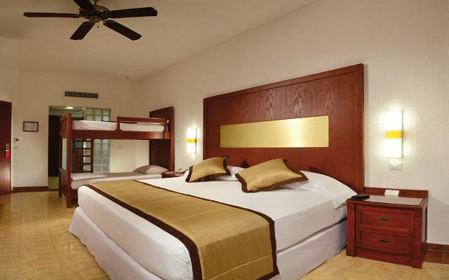 Hotel Riu Jalisco All Inclusive, cómodas y placenteras habitaciones