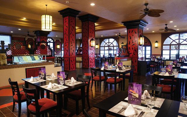 Hotel Riu Jalisco All Inclusive, Restaurante Gran Dragón