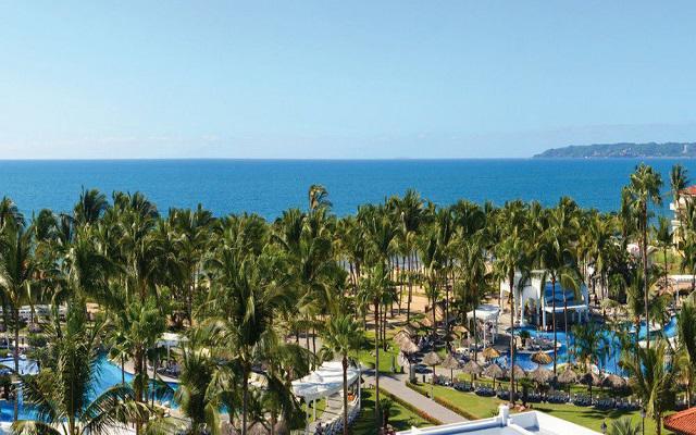 Hotel Riu Jalisco All Inclusive, buena ubicación a pie de playa