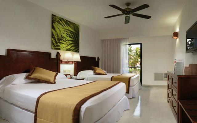 Hotel Riu Lupita, habitaciones bien equipadas