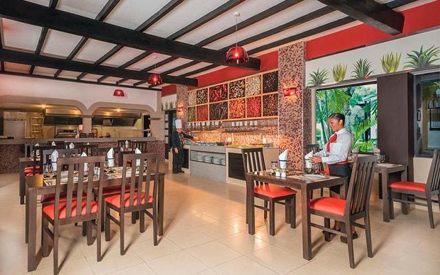 Hotel Riu Lupita, buena propuesta gastronómica