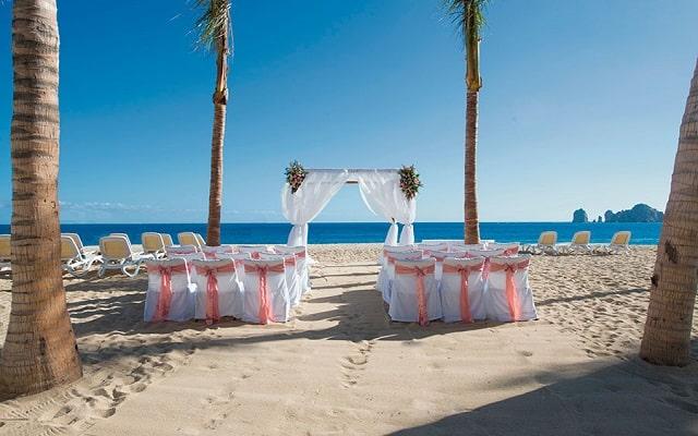 Hotel Riu Palace Cabo San Lucas, tu boda como la imaginaste