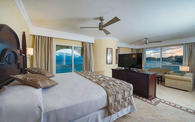 Hotel Riu Palace Cabo San Lucas, habitaciones con hermosas vistas
