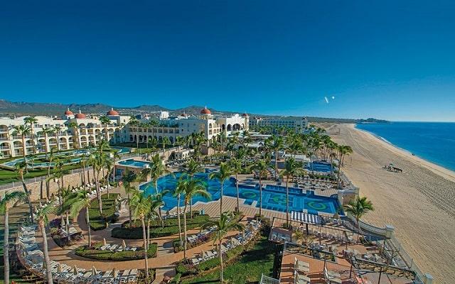 Hotel Riu Palace Cabo San Lucas, buena ubicación