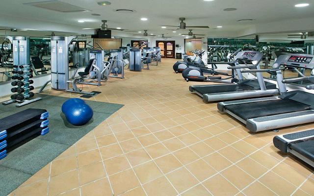 Hotel Riu Palace Las Américas, gimnasio exclusivo