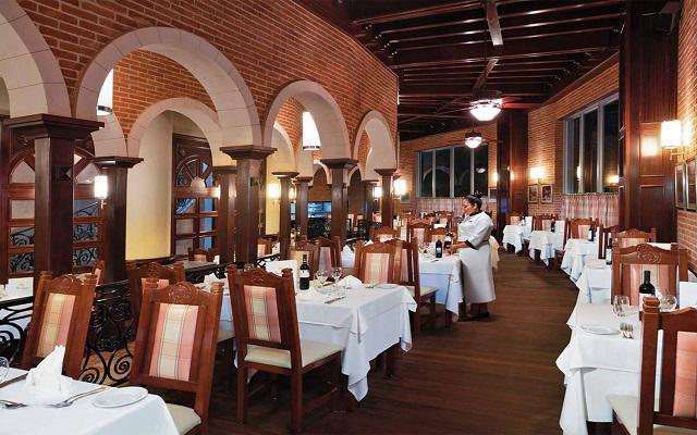 Hotel Riu Palace Las Américas, Restaurante Los Arcos