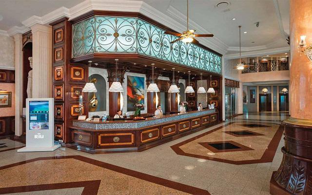Hotel Riu Palace Las Américas, atención personalizada desde el inicio de tu estancia