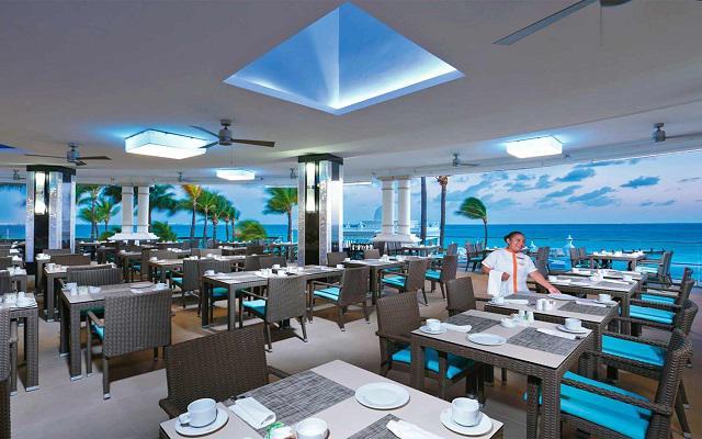 Hotel Riu Palace Las Américas, Restaurante El Romero