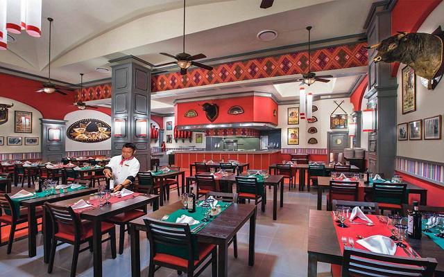 Hotel Riu Palace Las Américas, Restaurante Mexicano