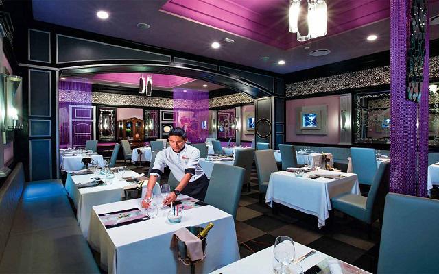 Hotel Riu Palace Las Américas, Restaurante Krystal
