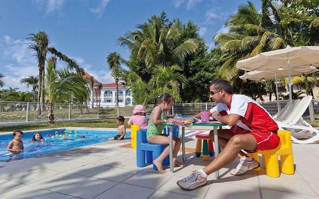 Hotel Riu Palace México, alberca para niños