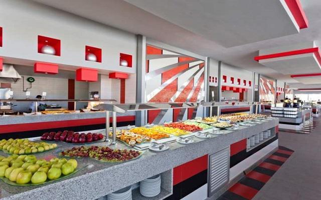 Hotel Riu Palace México, variado menú para tus comidas