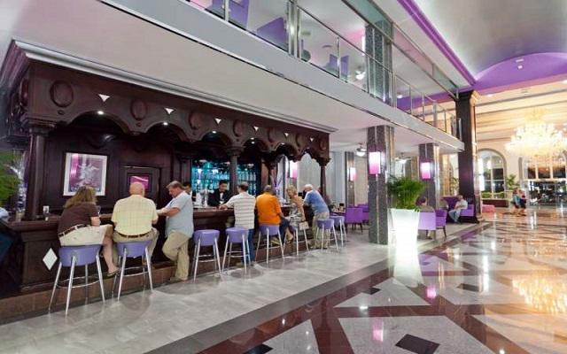 Hotel Riu Palace México, ambientes agradables
