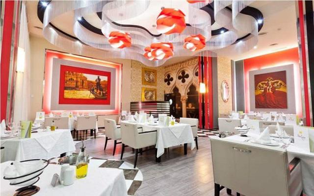 Hotel Riu Palace México, Restaurante La Dolce Vita