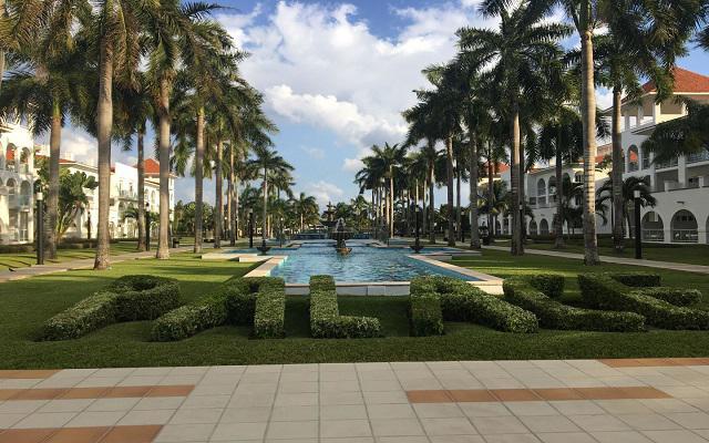 Hotel Riu Palace México, instalaciones de lujo