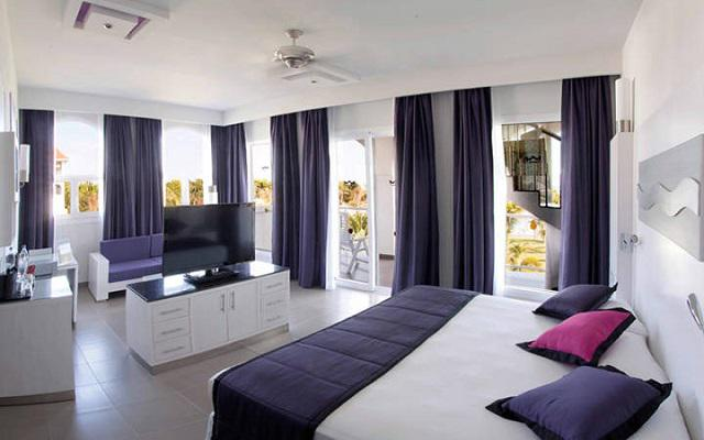 Hotel Riu Palace México, habitaciones cómodas y equipadas