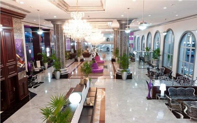 Hotel Riu Palace México, sitios acogedores