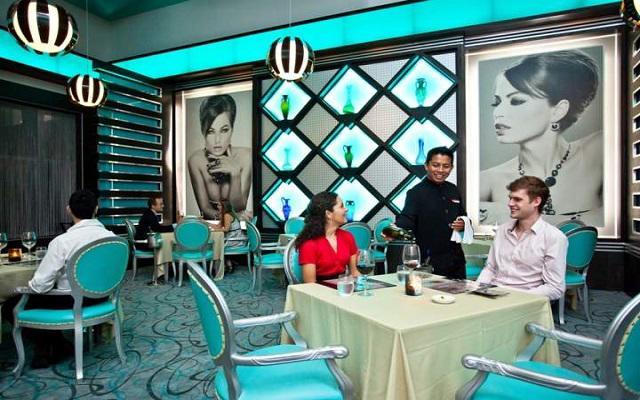 Hotel Riu Palace México, Restaurante Krystal