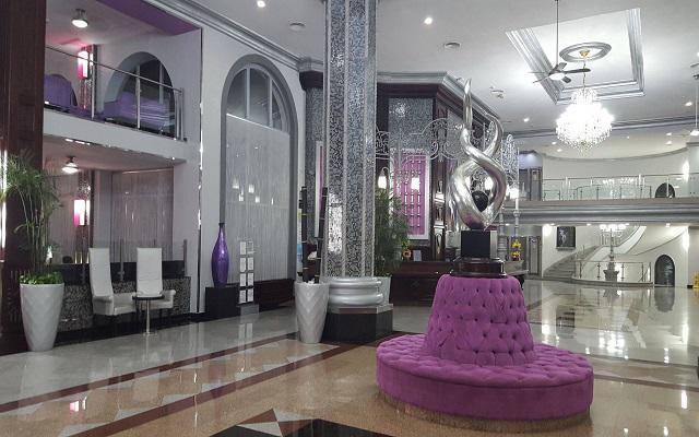 Hotel Riu Palace México, Lobby