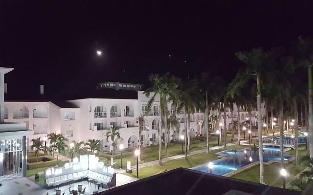 Hotel Riu Palace México, hermosa vista nocturna