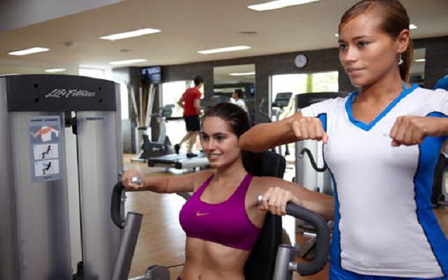 Hotel Riu Palace Península All Inclusive, exclusivo y equipado gimnasio