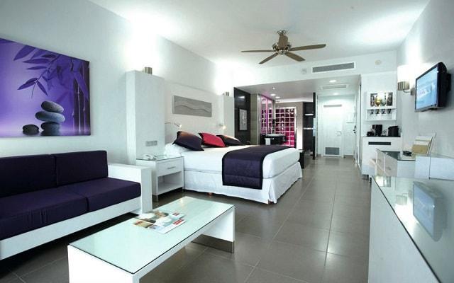 Hotel Riu Palace Península All Inclusive, habitaciones confortables y bien equipadas